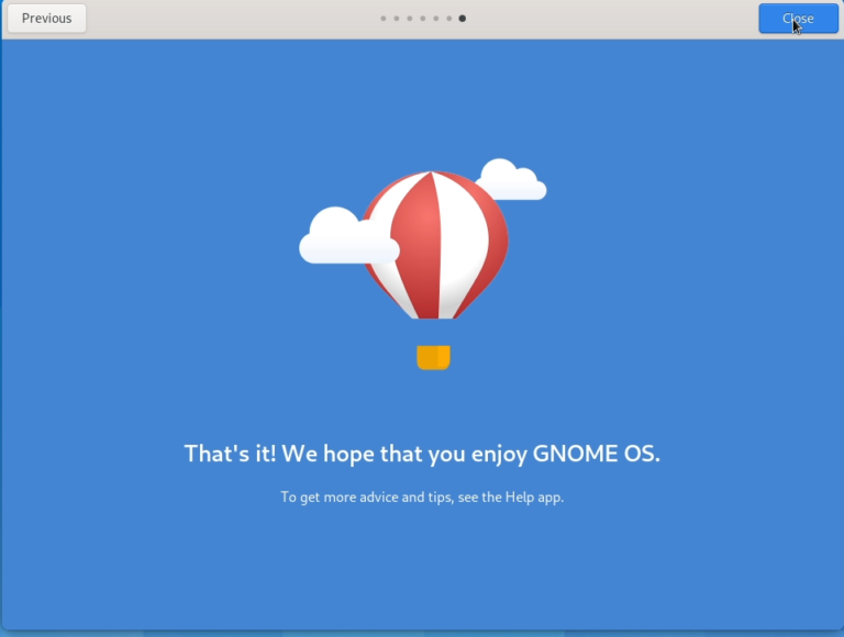 "GNOME OS is as pure ""GNOME"" as it gets"