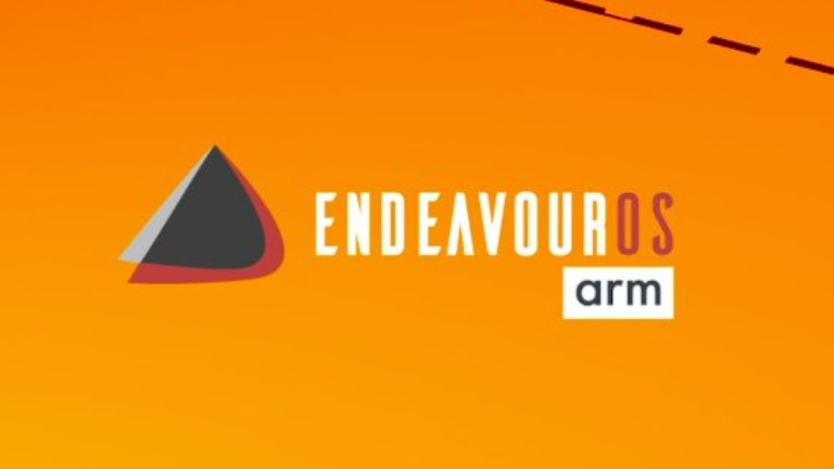 Endeavour OS ARM artwork