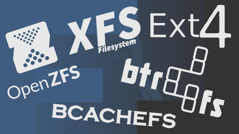 The Many Faces of the Linux File System