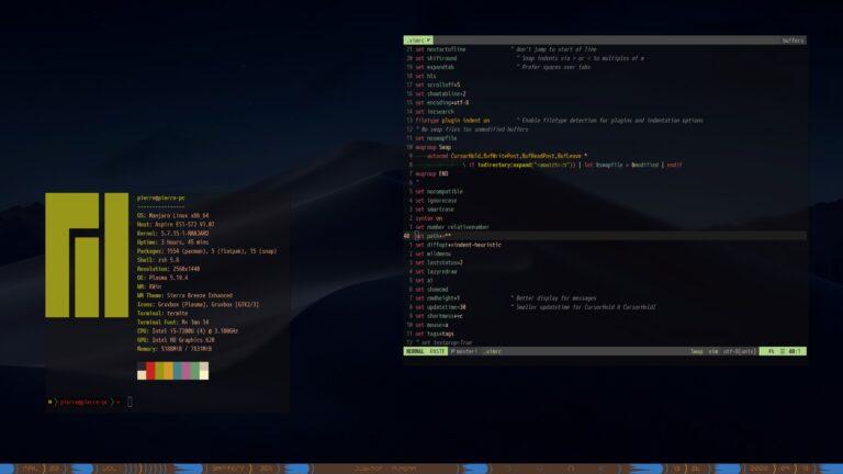 Desktop of the Week: KDE Plasma