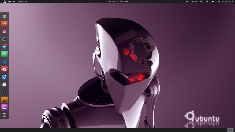 My personal Ubuntu 20.04 desktop.
