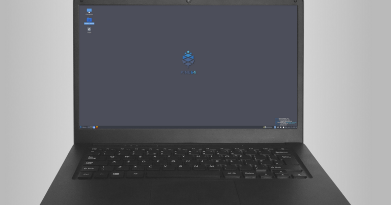 PINE64's Pinebook Pro ARM laptop