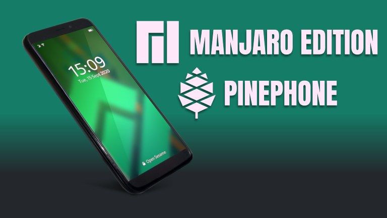 The Next PinePhone Has Been Revealed: Manjaro!