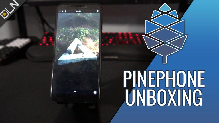 Unboxing The PinePhone From Pine64