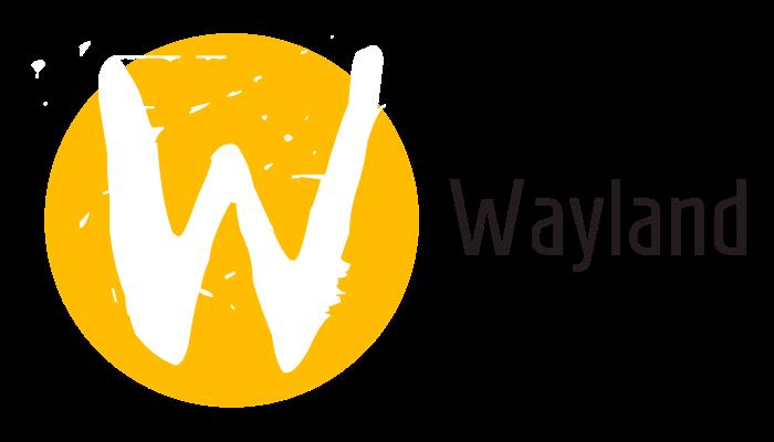 The Wayland logo.