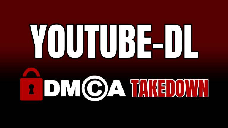 youtube-dl dmca takedown featured image