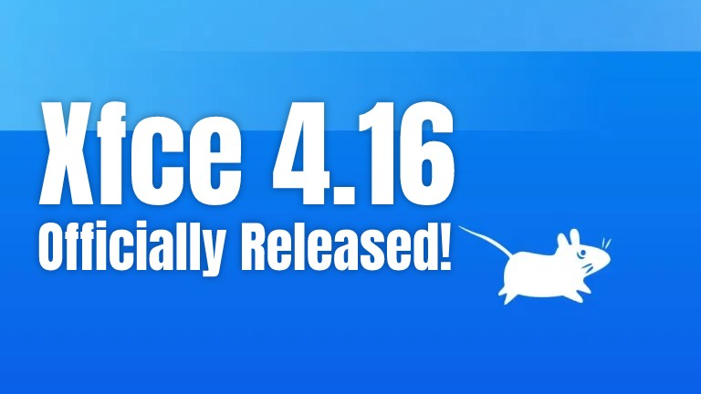 Xfce 4.16 Released, This Is What's New