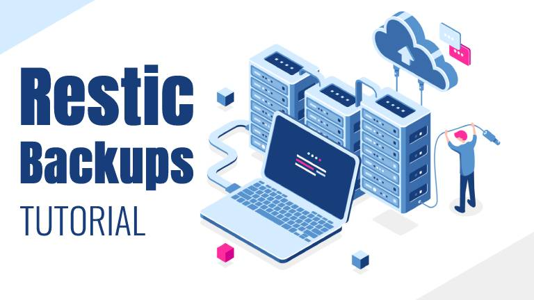 Restic Backups, A Flexible & Powerful Backup Solution