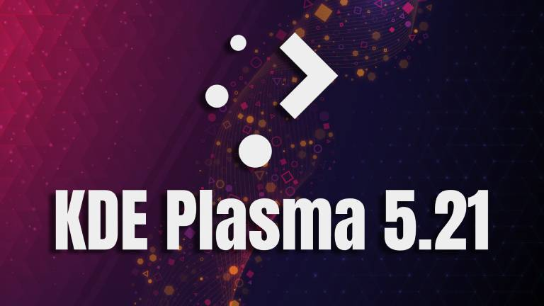 KDE Plasma 5.21 Released With New Breeze Twilight Theme