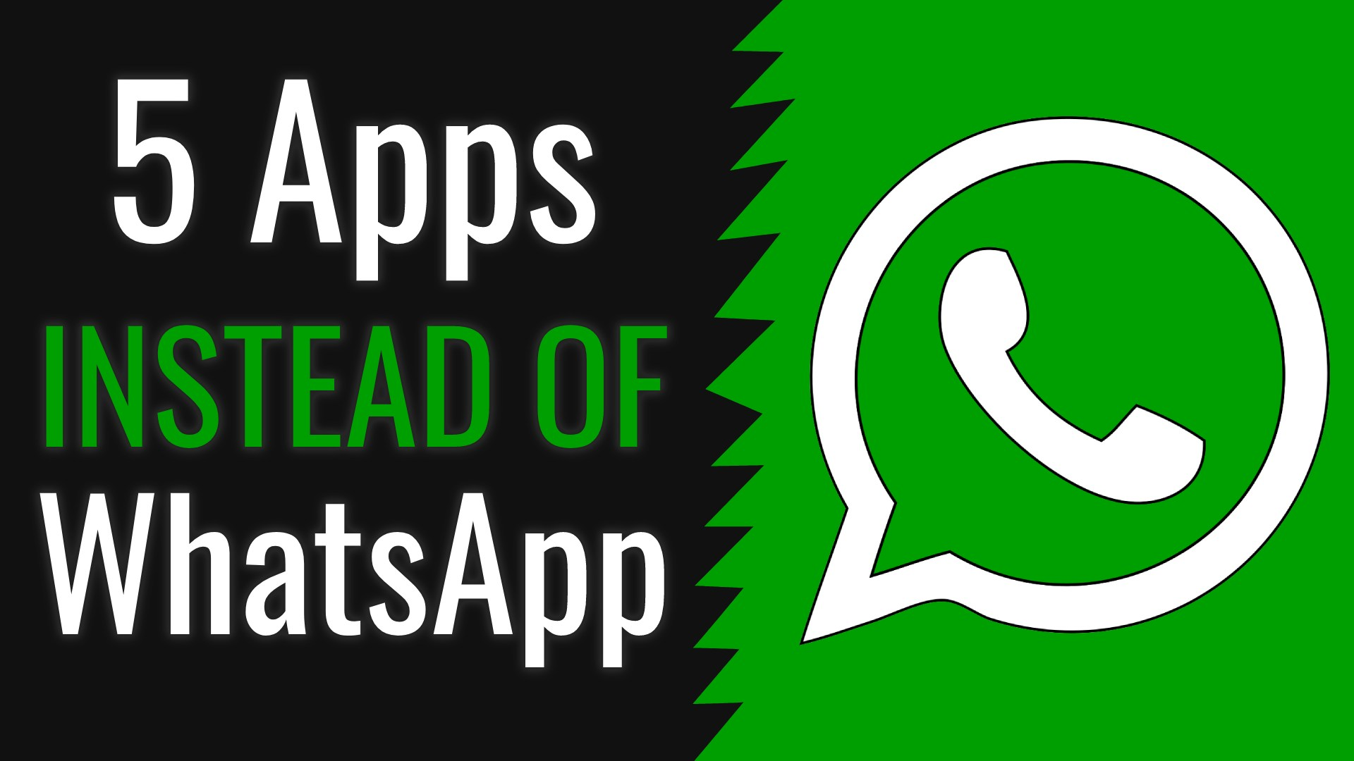 5 Privacy Alternatives to WhatsApp Messenger