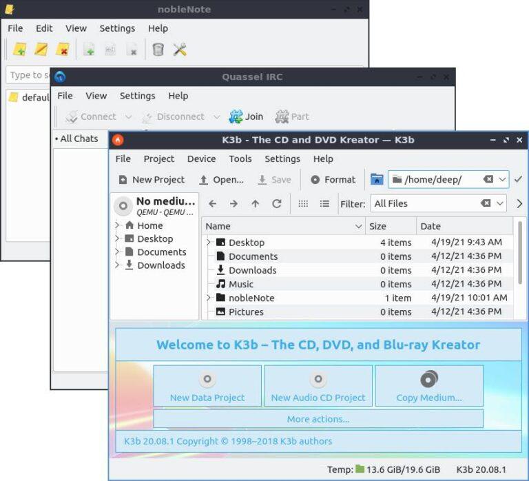 Lubuntu Unneeded Apps