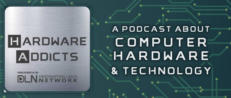 Hardware Addicts: a podcast about computer hardware and technology.  Hosted by Ryan, Wendy & Michael.
