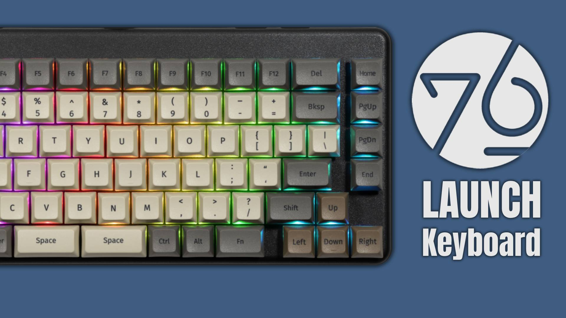 System76's New Launch Keyboard With Configurable Layers