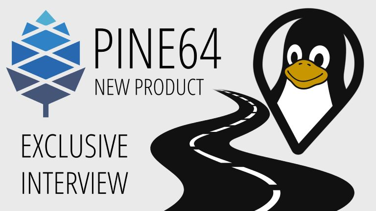Pine64 Exclusive Interview