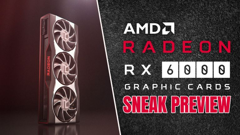 There's Something Different About AMD's Radeon RX 6000 GPU