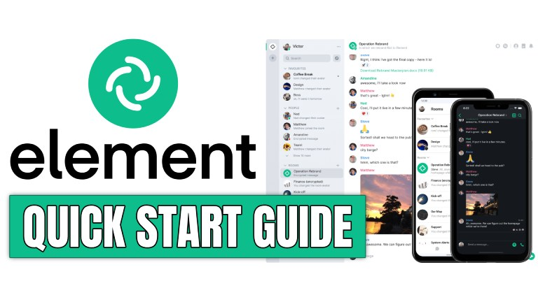 Beginner's Guide: How To Get Started With Element & Matrix