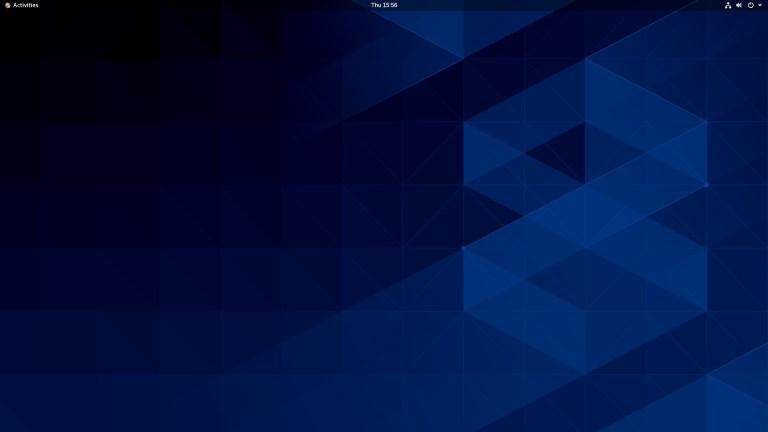 CentOS with the GNOME 3 desktop