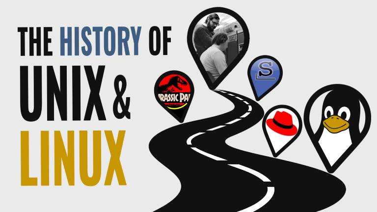 A Guide Through The History of Unix & Linux: Everything You Need To Know