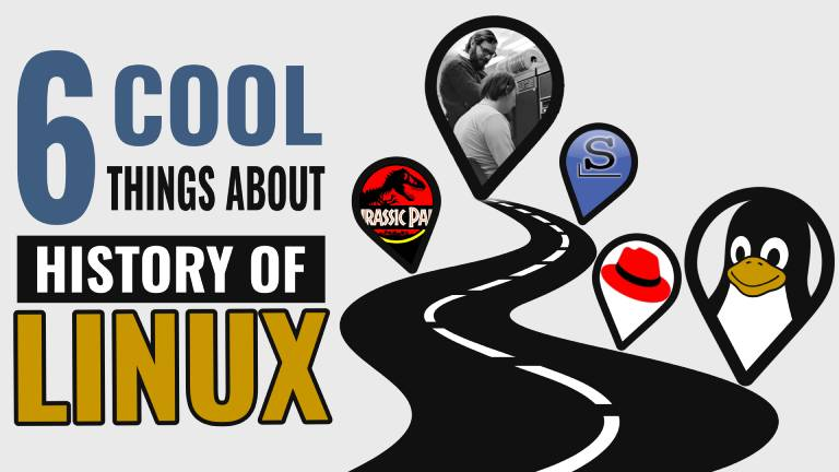 6 Cool Things You Didn't Know About Linux's History