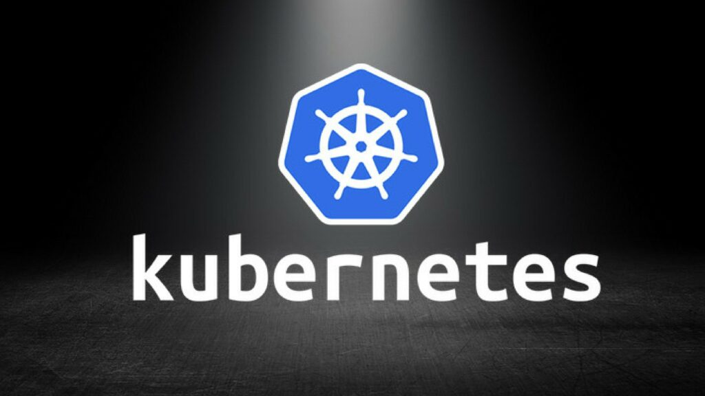 Logo of the extremely popular Kubernetes open-source project from Google. (Credit: Ccaplat on medium.com)