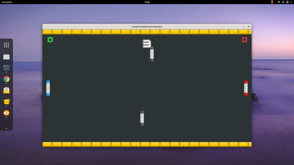 Lispy Snake Ltd.'s Serpent gaming engine. (Credit: lispysnake.itch.io)