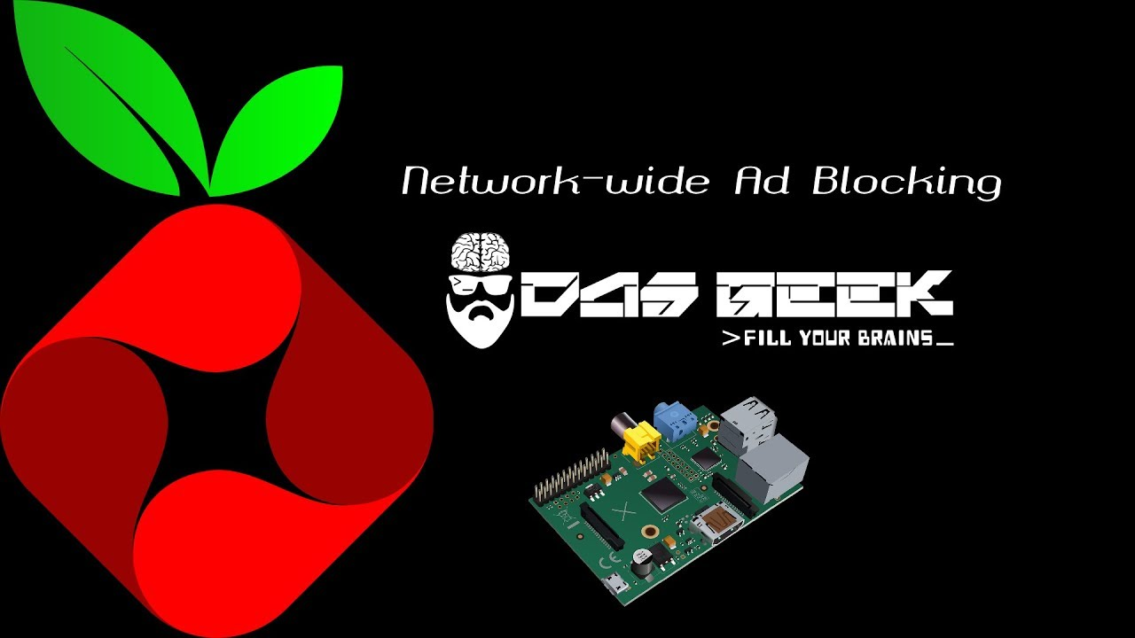 Pi-Hole - Setup Network-wide Ad Blocking w/ Raspberry Pi