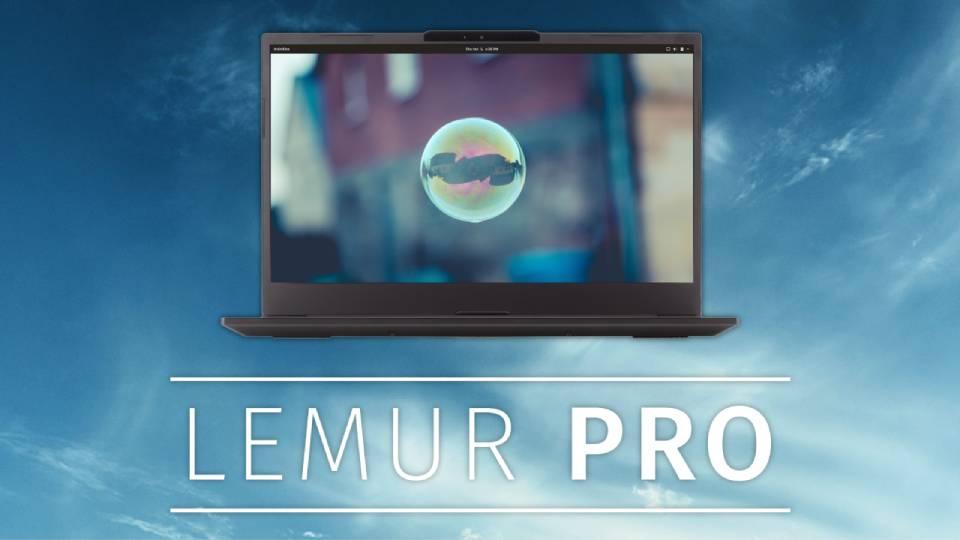 System76 Reveals Lemur Pro Laptop