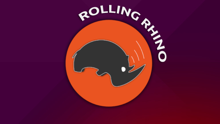 Rolling Rhino: A Whole New Ubuntu World